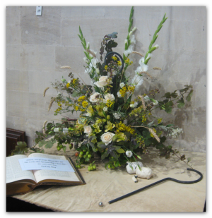 The Bible in Flowers