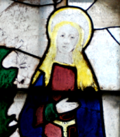 St Mary in Window 3
