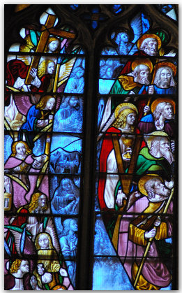 Part of Window 15