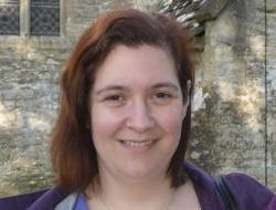 new curate, the Rev'd Helen Caine