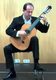 Classical Guitar of Alan Brinley Shaw